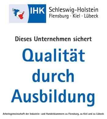IHK Schleswig-Holstein - Qualität durch Ausbildung