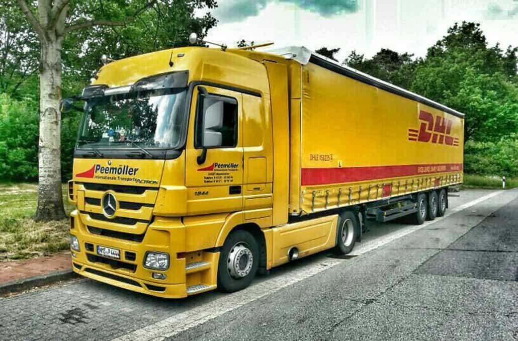 Peemöller Transporte GmbH & Co. KG | Spedition und Logistik, Neumünster